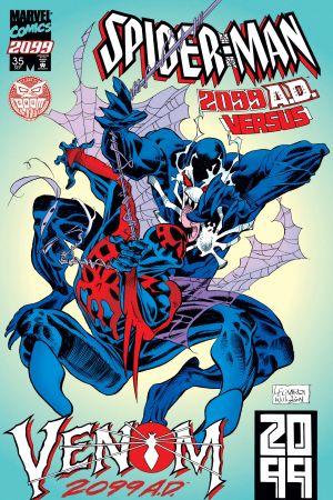 Spider-Man 2099 #35