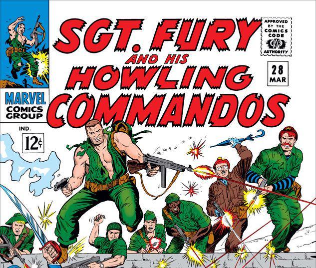 Sgt. Fury #28