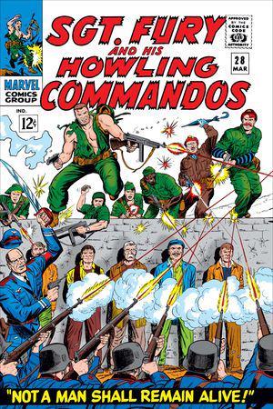 Sgt. Fury (1963) #28