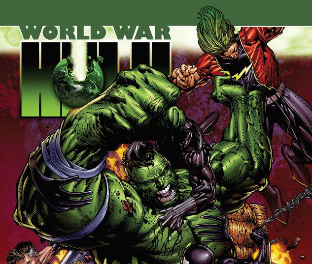 HULK: WORLD WAR HULK TPB #1