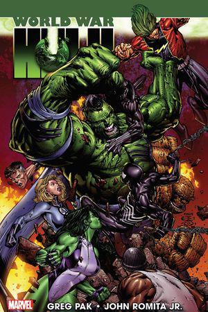 Hulk: World War Hulk (Trade Paperback)
