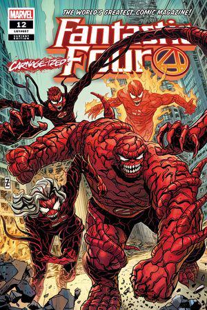 Fantastic Four (2018) #12 (Variant)