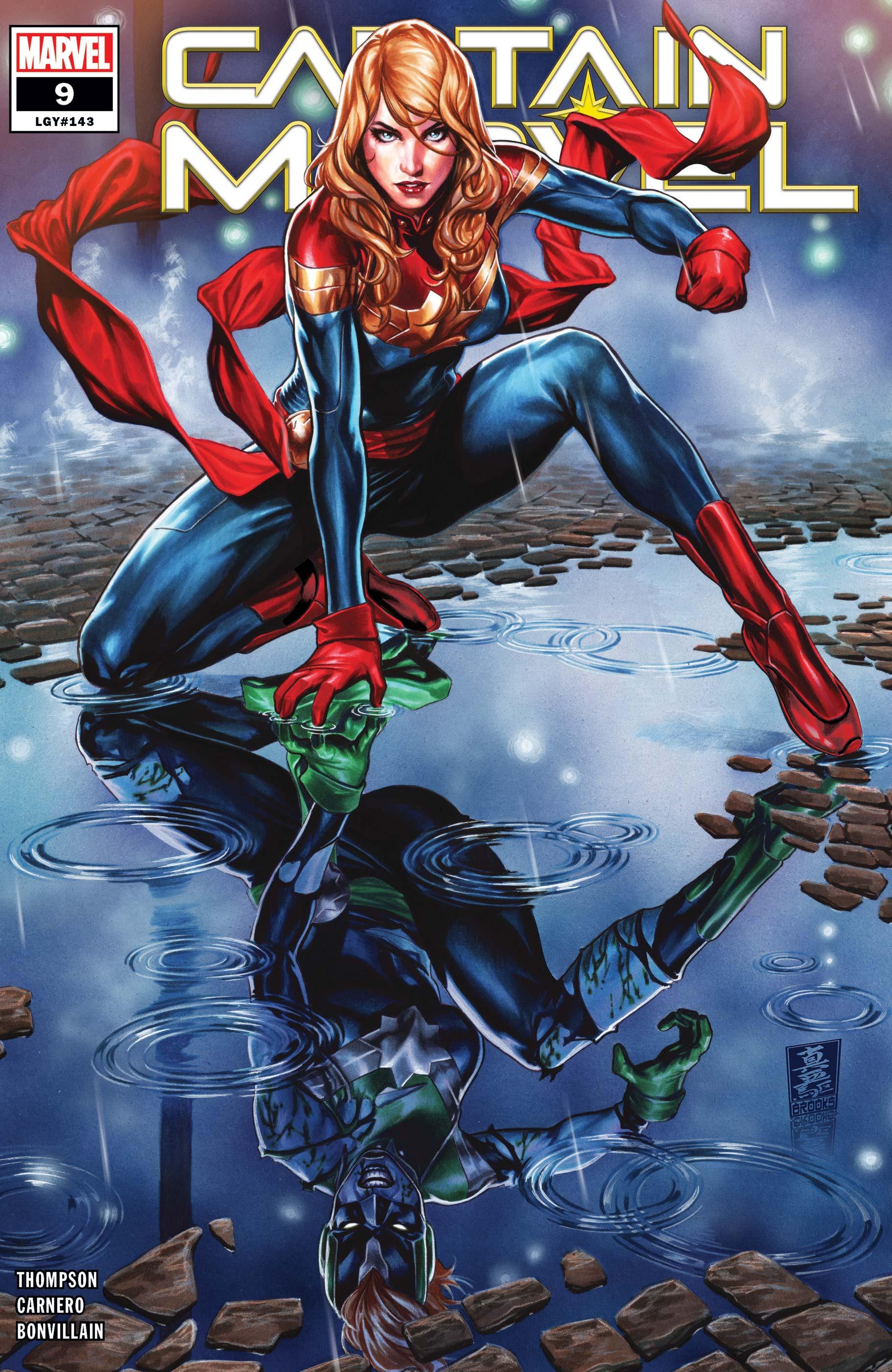 Captain Marvel (2019) #9