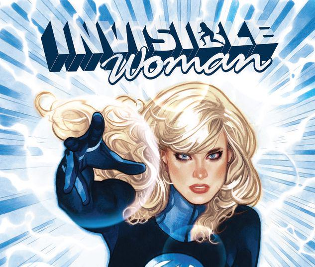 INVISIBLE WOMAN: PARTNERS IN CRIME TPB #1