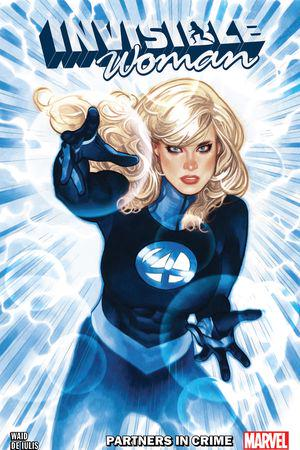 Invisible Woman: Partners In Crime (Trade Paperback)