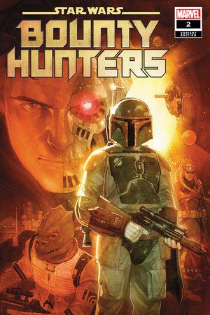 Star Wars: Bounty Hunters (2020) #2 (Variant)