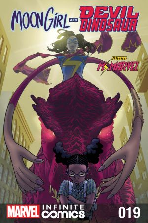 Moon Girl and Devil Dinosaur Infinite Comic #19