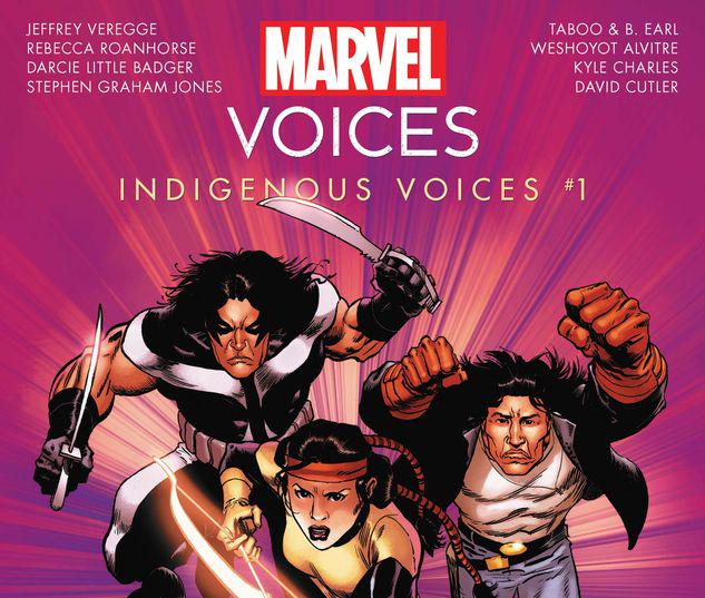 MARVEL'S VOICES: INDIGENOUS VOICES 1 #1
