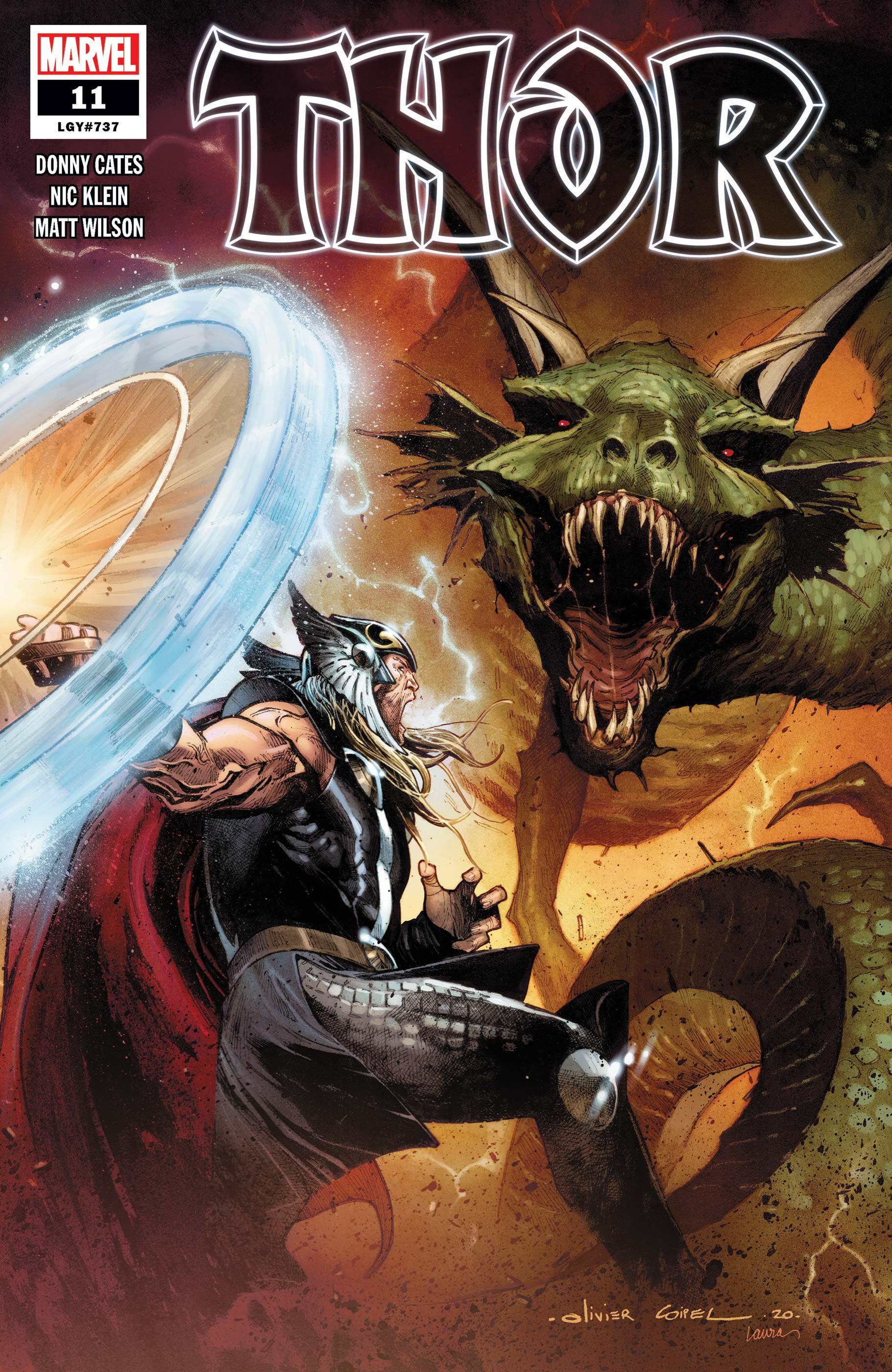 Thor (2020) #11