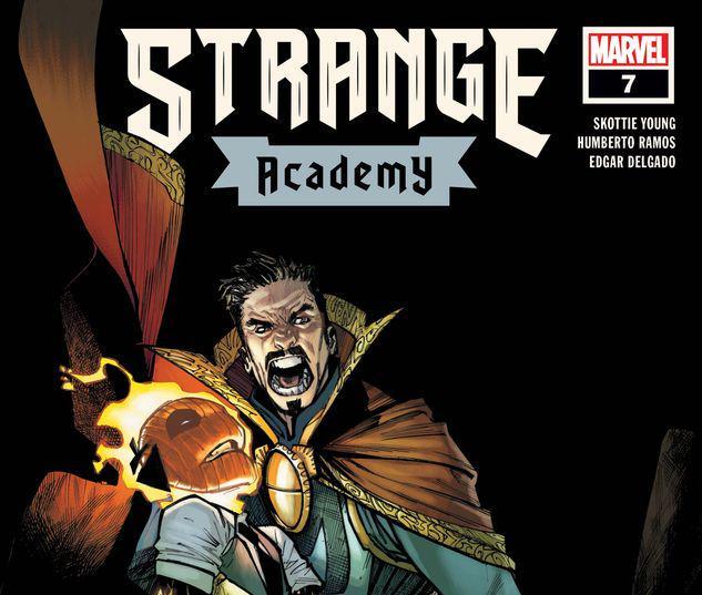 Strange Academy #7