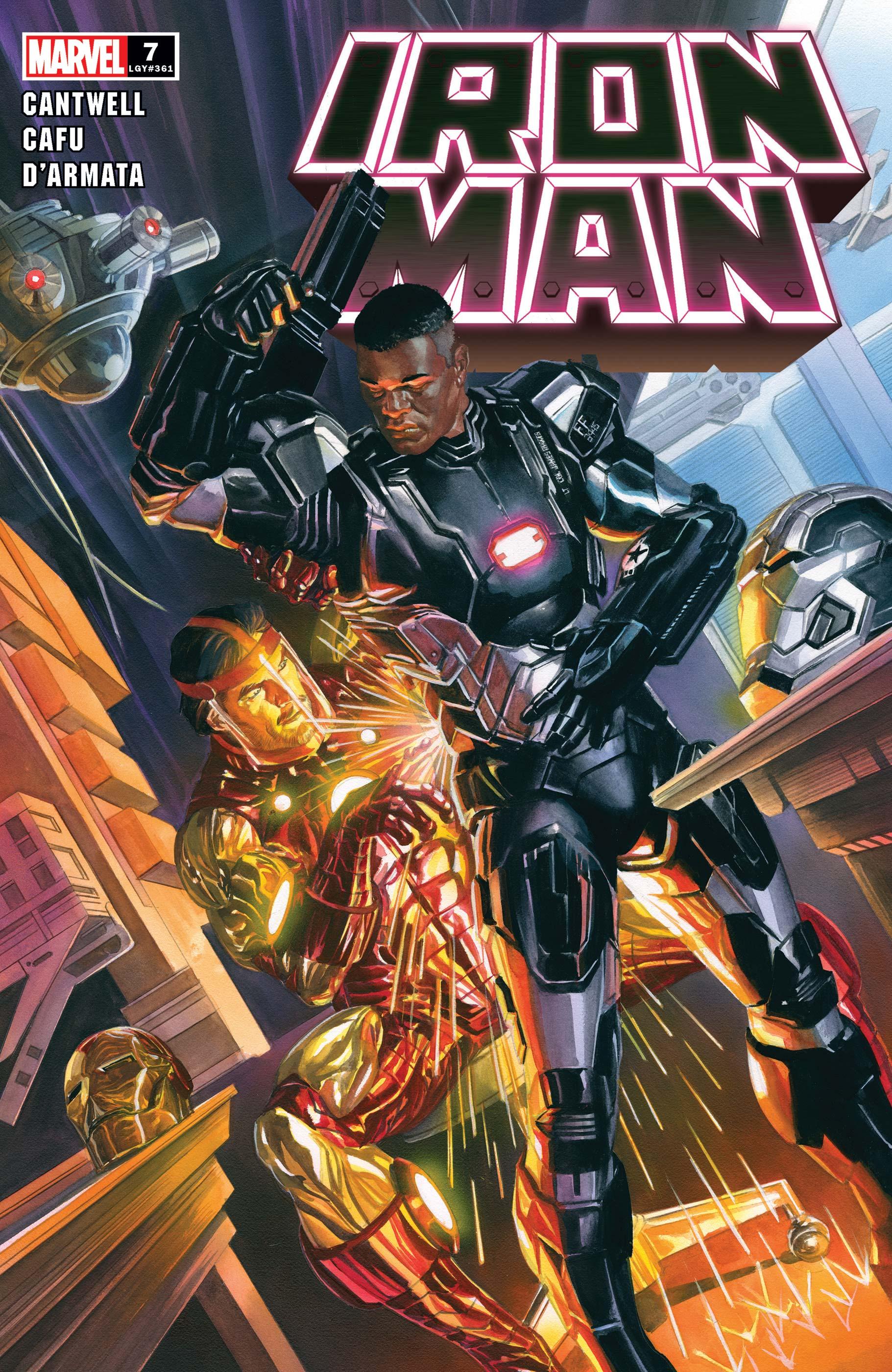 Iron Man (2020) #7