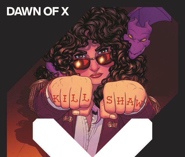 DAWN OF X VOL. 15 TPB #15
