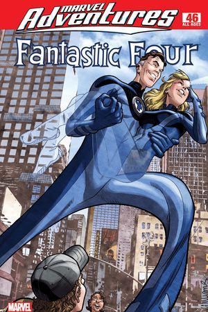 Marvel Adventures Fantastic Four #46
