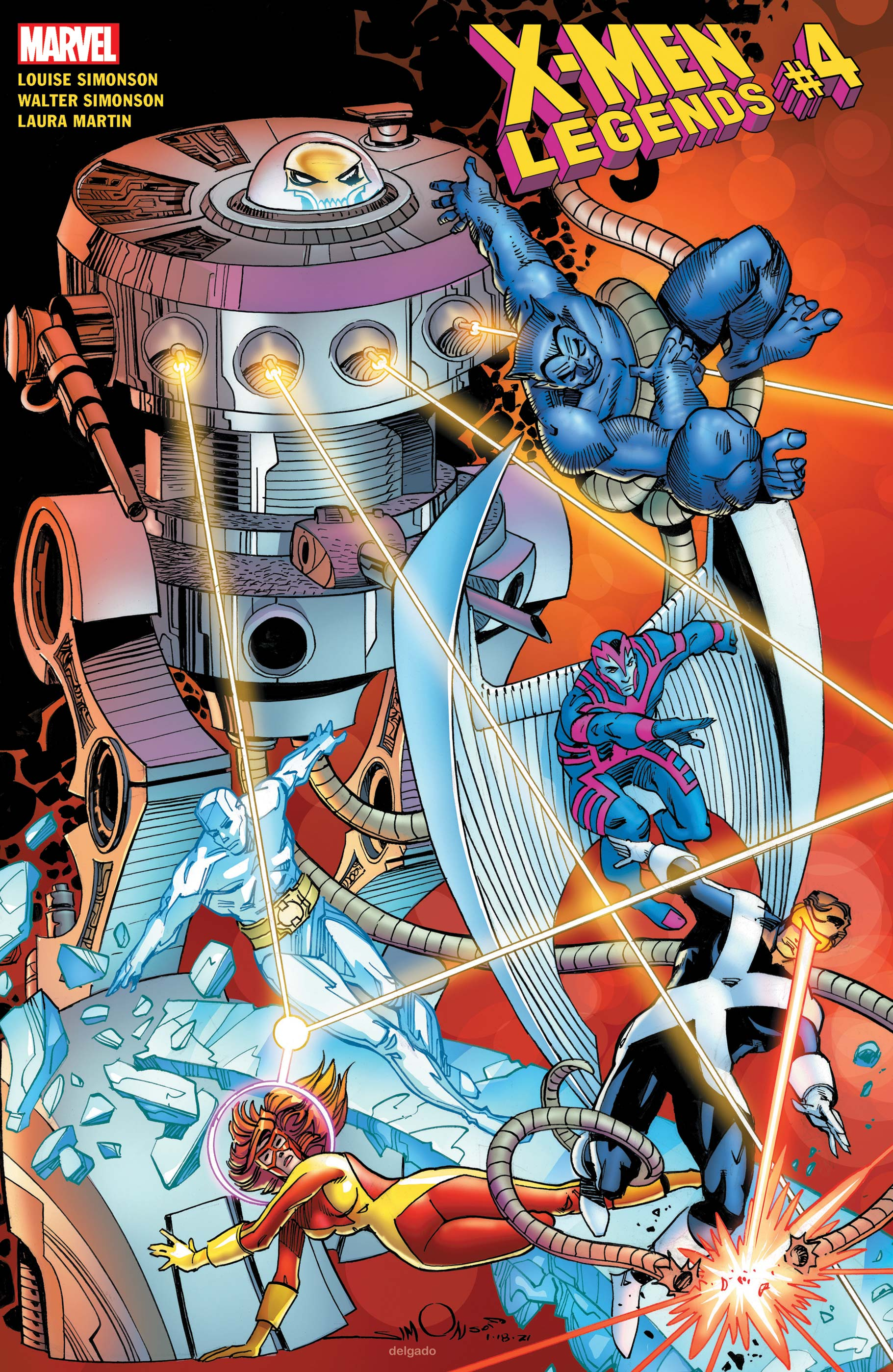 X-Men Legends (2021) #4