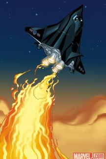 Black Widow: Deadly Origin (2009) #1 (RANEY COVER)