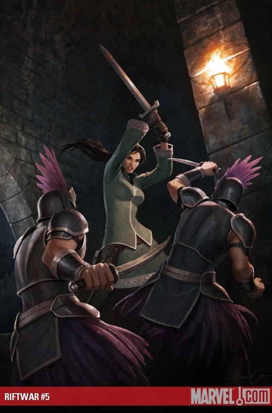 Riftwar (2009) #5