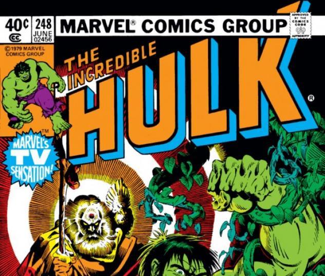 INCREDIBLE HULK (2009) #248 COVER