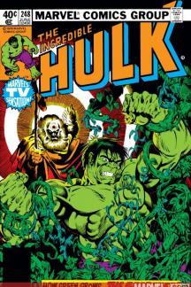 Incredible Hulk #248