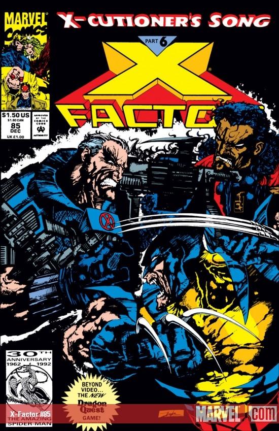 X-Factor (1986) #85