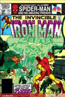 Iron Man (1968) #153