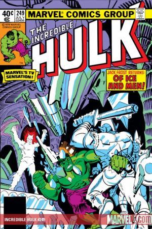 Incredible Hulk (1962) #249