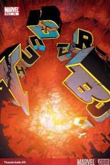 Thunderbolts #75