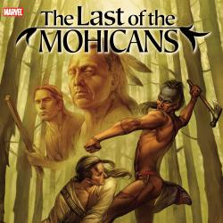Marvel Illustrated: Last of the Mohicans Premiere
