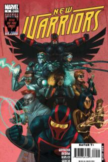New Warriors (2007) #9