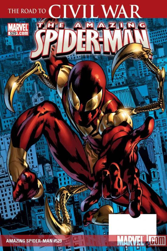 Amazing Spider-Man (1999) #529