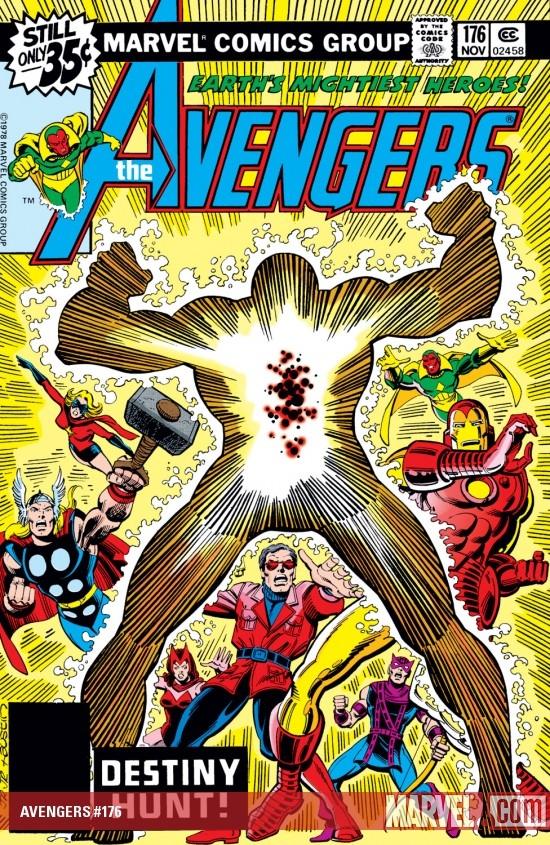 Avengers (1963) #176