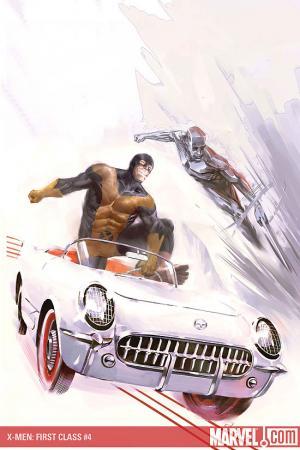 X-Men: First Class (2007) #4