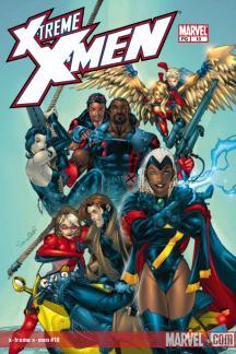 X-Treme X-Men #10