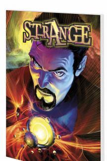 Strange: Beginnings and Endings (Trade Paperback)