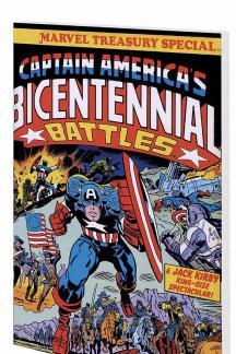 Captain America by Jack Kirby: Bicentennial Battles (Trade Paperback)