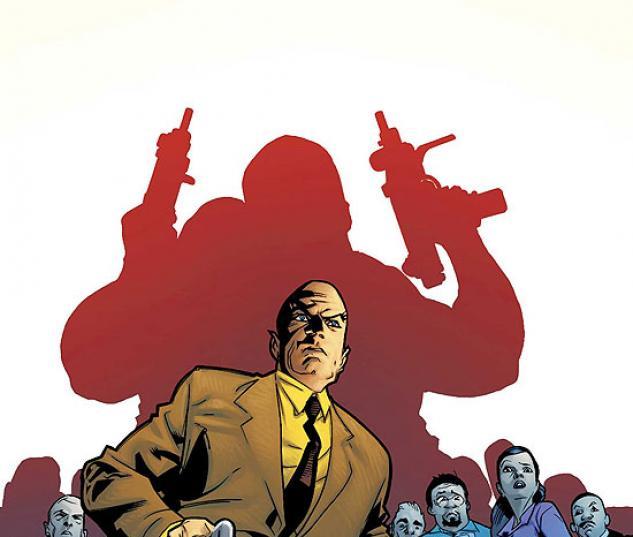 ULTIMATE X-MEN (2007) #58 COVER