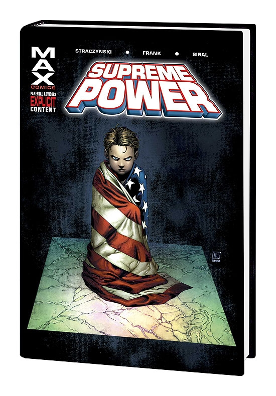 Supreme Power Vol. 1 (Hardcover)