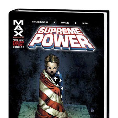 SUPREME POWER VOL. 1 COVER
