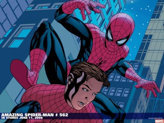Amazing Spider-Man (1999) #562 Wallpaper