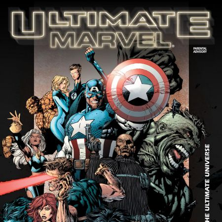 ULTIMATE MARVEL DIGITAL COMIC 1 (2007)