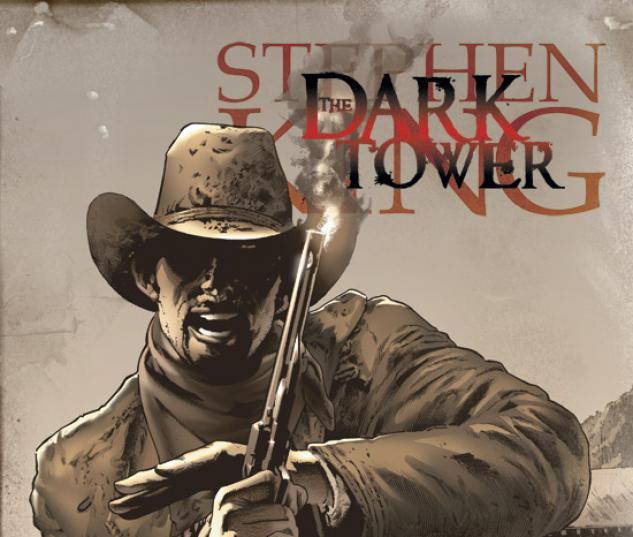 DARK TOWER: THE GUNSLINGER BORN #5