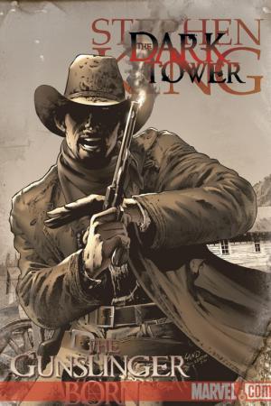 Dark Tower: The Gunslinger Born (2007) #5 (John Romita Jr. Variant)