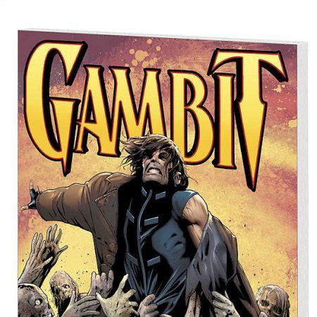 GAMBIT: HATH NO FURY COVER