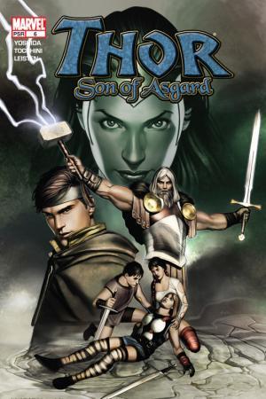 Thor: Son of Asgard #6
