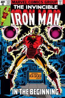 Iron Man #122