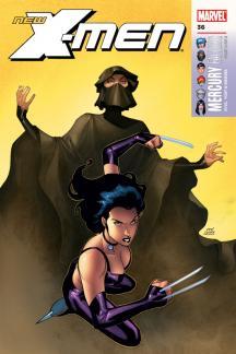 New X-Men: Childhood's End Vol. 4 (Trade Paperback)