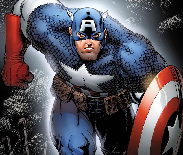 Captain America Poster Book