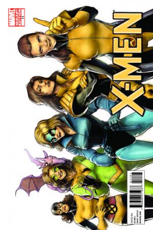 X-Men (2010) #11 (X-Men Art Variant)