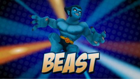 Super Hero Squad Online: Meet Beast