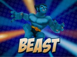 Super Hero Squad Online: Meet Beast