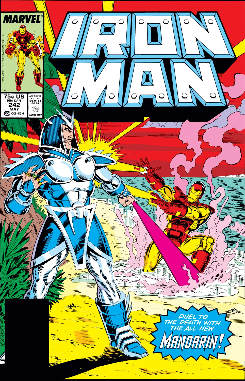 Iron Man (1968) #242